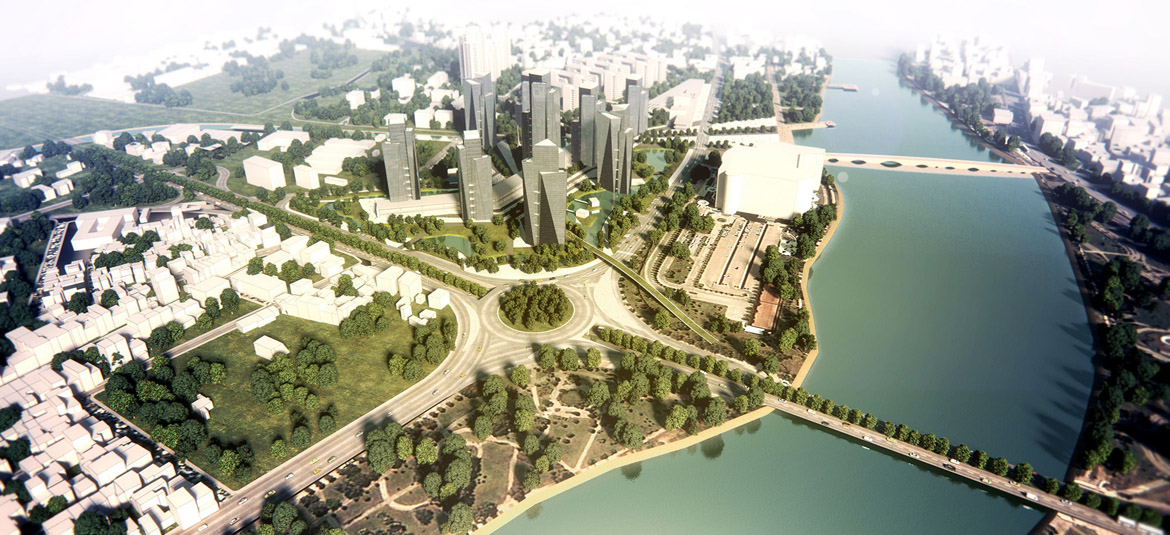 Adana Urban Transformation