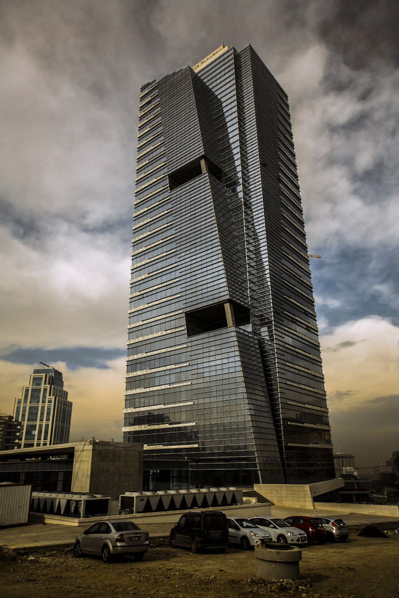 Paragon Tower