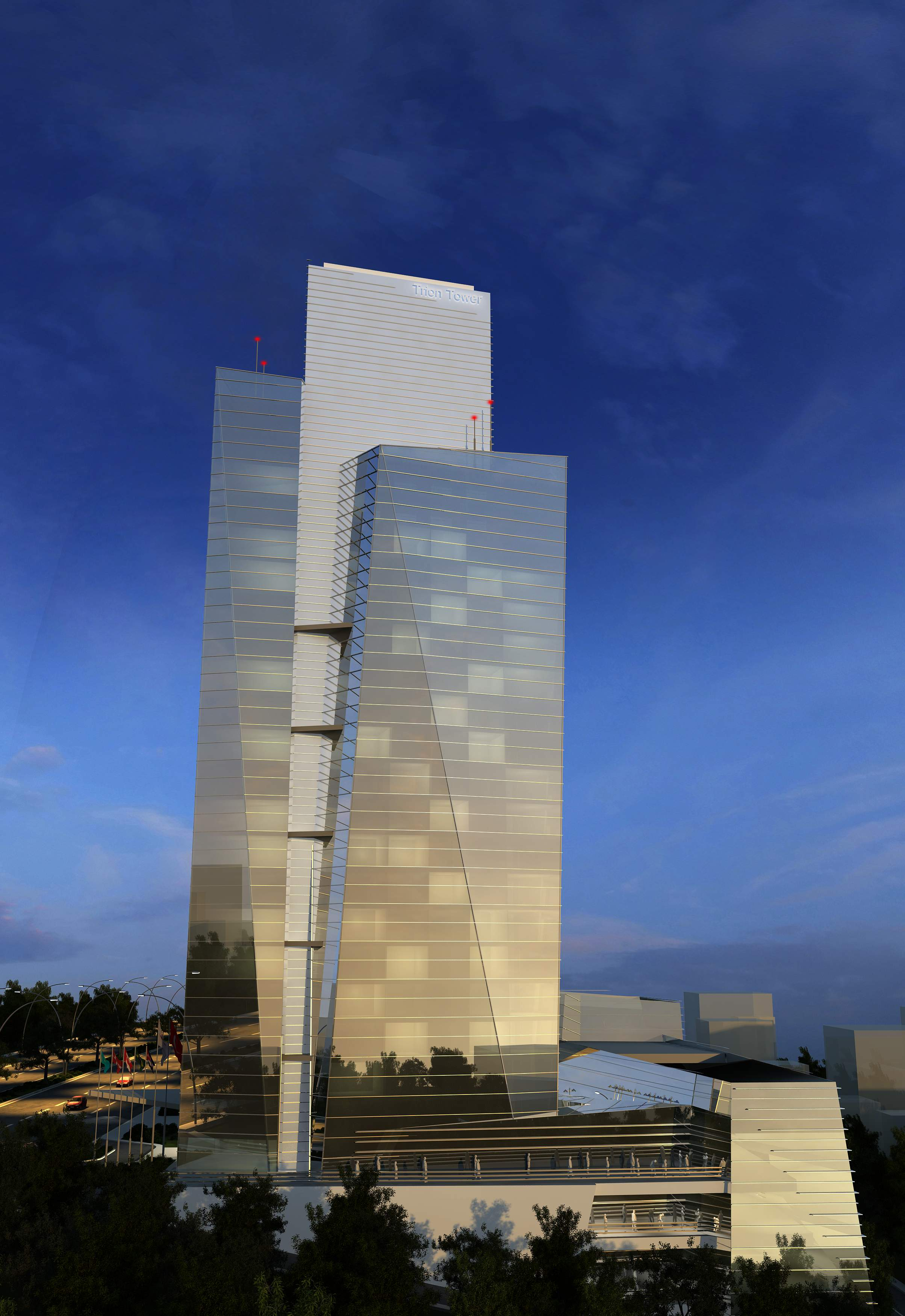 Trion Tower